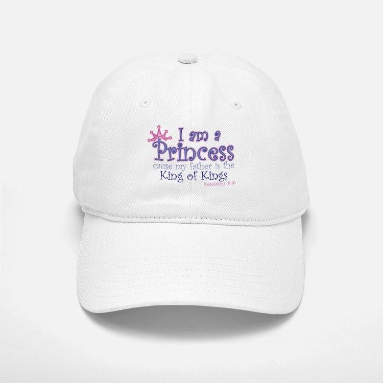 I am a Princess Baseball Baseball Cap