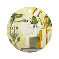 Egyptian Ornament (Round)