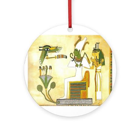 Egyptian Ornament (Round)