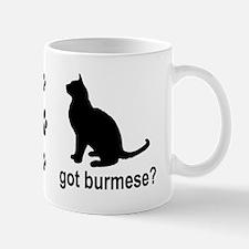 Got Burmese? Mug