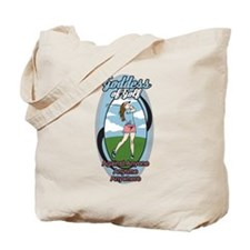 Goddess of Golf Tote Bag