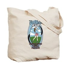 Goddess of Golf Tote Bag