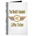 Number 1 Little Sister Journal