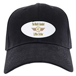 Number 1 Little Sister Black Cap