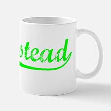 Vintage Homestead (Green) Mug