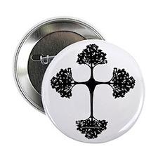 "Cross Trees 2.25"" Button"