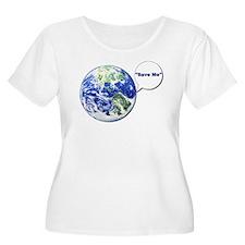Cute Change the world T-Shirt