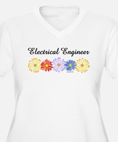 Electrical Engineer Asters T-Shirt