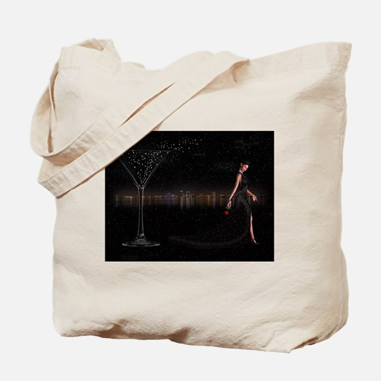 Cute Hepburn Tote Bag