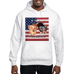 USA Wieners Hoodie