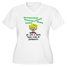 Taken over by Esperanto T-Shirt