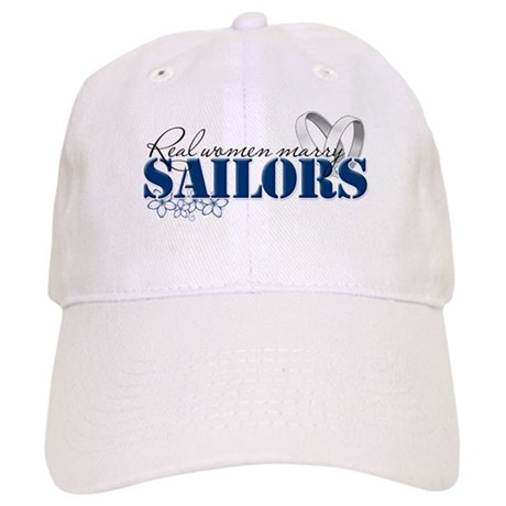 Real Women Marry Sailors Cap