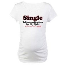 Single jerks not apply Shirt