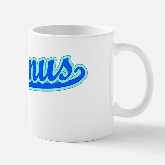 Retro Paramus (Blue) Mug