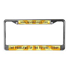 NG Plate Frame