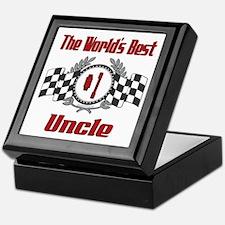 Racing Uncle Keepsake Box