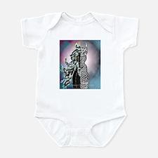 Unique Cyborg Infant Bodysuit