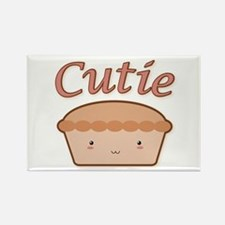 Cutie Pie Rectangle Magnet