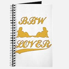 BBW LOVER (Big Beautiful Woman) Journal