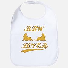 BBW LOVER (Big Beautiful Woman) Bib