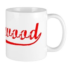 Vintage Greenwood (Red) Mug