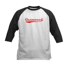 Vintage Greenwood (Red) Tee
