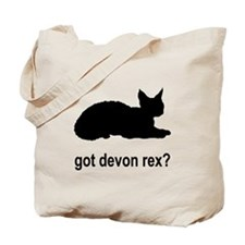 Got Devon Rex? Tote Bag