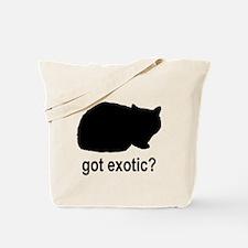 Got Exotic? Tote Bag