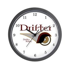 Drifter Wall Clock #2