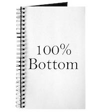 100% Bottom Journal