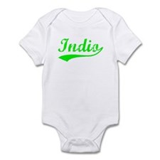 Vintage Indio (Green) Infant Bodysuit