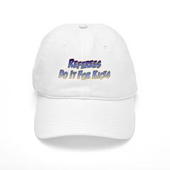 Referees Do It for Kicks Baseball Cap