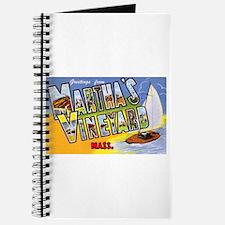 Martha's Vineyard Cape Cod Journal