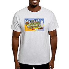 Martha's Vineyard Cape Cod (Front) T-Shirt