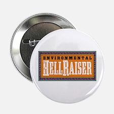 """Environmental Hellraiser 2.25"""" Button"""