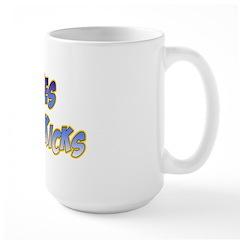 Refs Do It for Kicks Mug