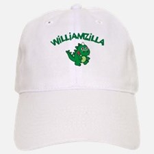 Williamzilla Baseball Baseball Cap