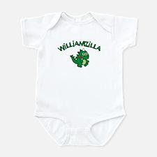 Williamzilla Infant Bodysuit