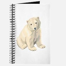 Endangered Polar Bear Journal