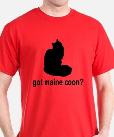 Got Maine Coon? T-Shirt