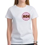 Polka Dot Maid of Honor Women's T-Shirt
