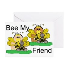 Bee My Friend Greeting Cards (Pk of 10)