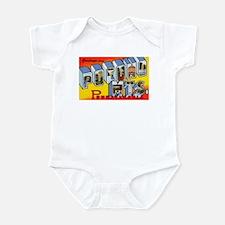 Pocono Mts Pennsylvania Infant Bodysuit