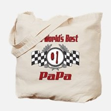 Racing PaPa Tote Bag