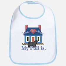 Puli Home Is Bib