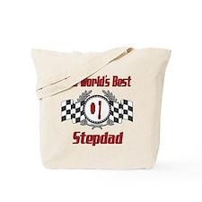 Racing Stepdad Tote Bag