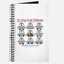 Autism Awareness Penguins Journal