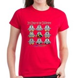 Autism awareness Women's Dark T-Shirt