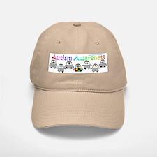 Autism Awareness Penguins Baseball Baseball Cap