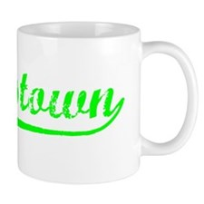 Vintage Jamestown (Green) Mug